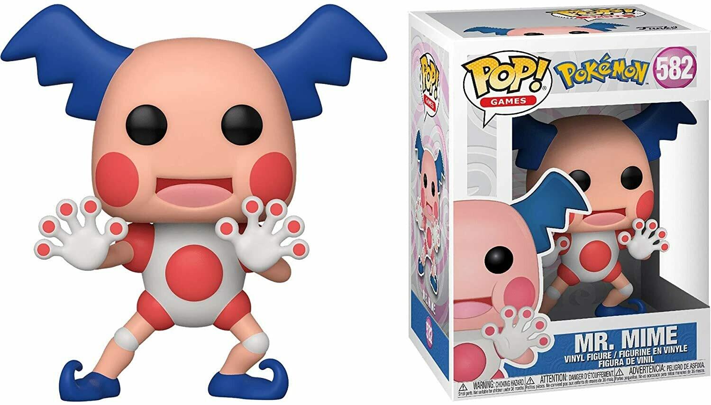 Funko Pop! Pokemon Mr. Mime