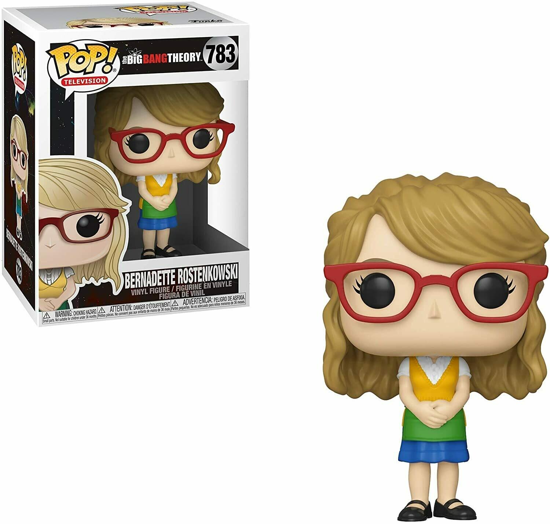 Funko Pop! Bernadette - The Big Bang Theory