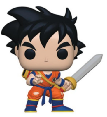 Funko Pop Gohan #621 - Dragon Ball Z Exclusivo