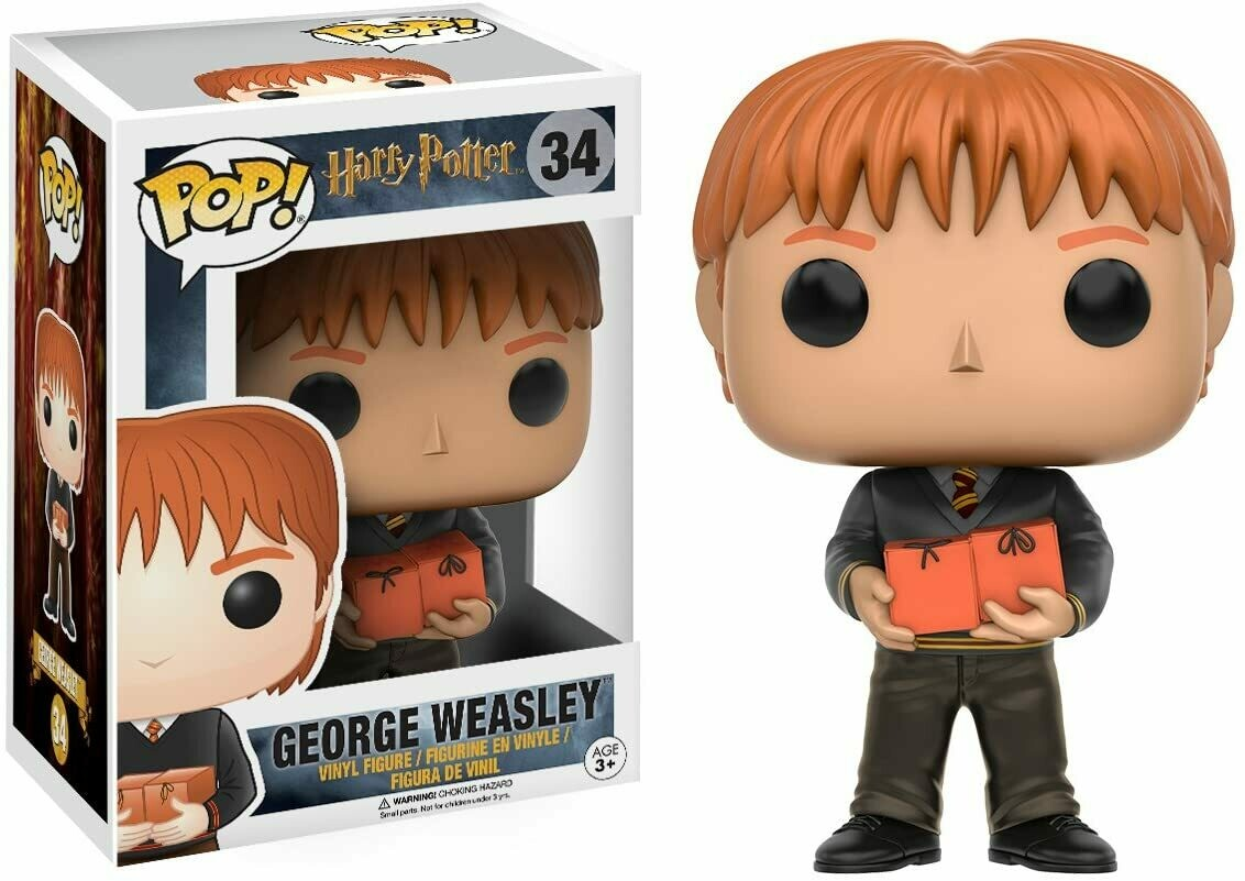 Funko Pop! George Weasley - Harry Potter