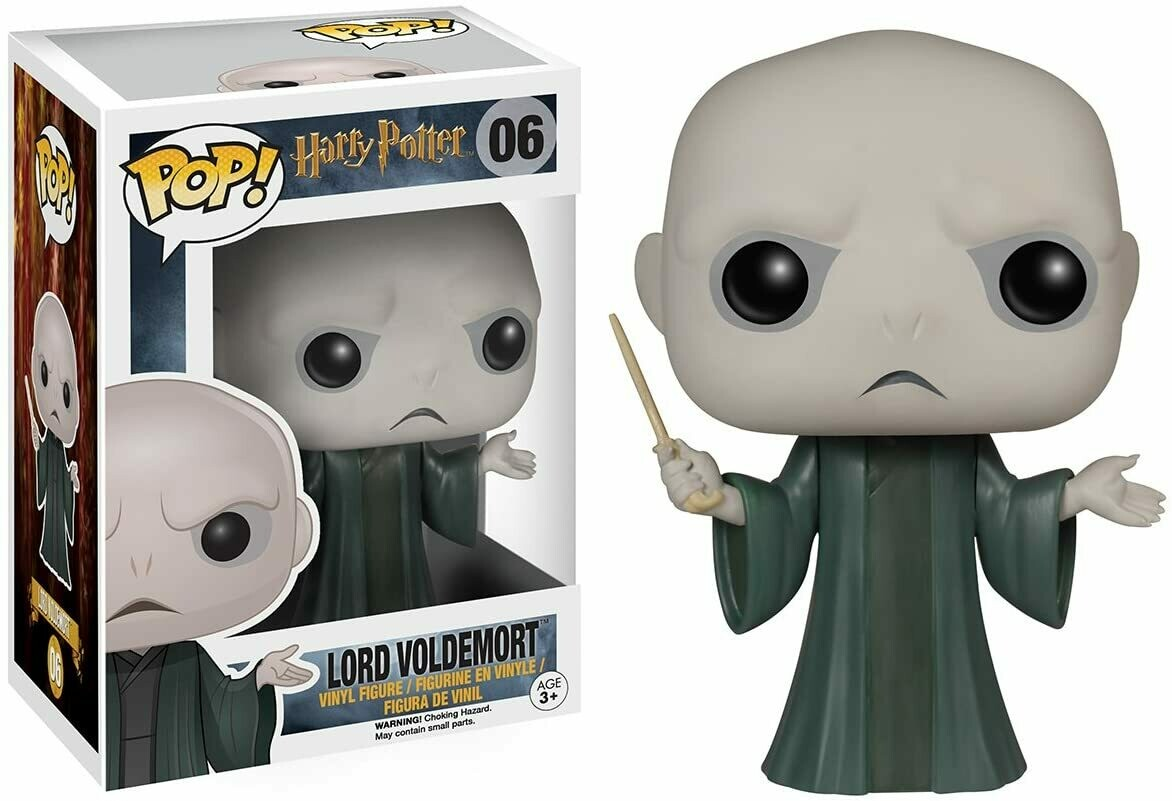 Funko Pop Lord Voldemort #06 - Harry Potter