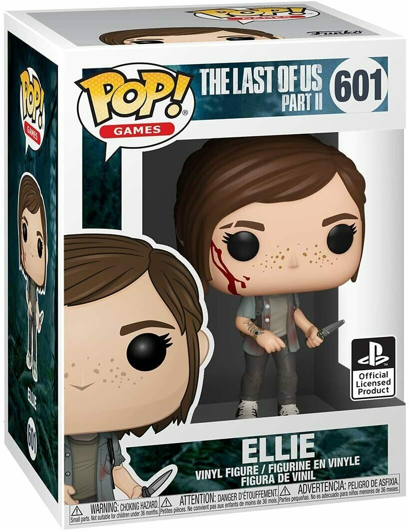 Funko Pop! Ellie - The Last of Us Part 2