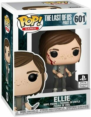 Funko Pop! Ellie - The Last of Us Part 2