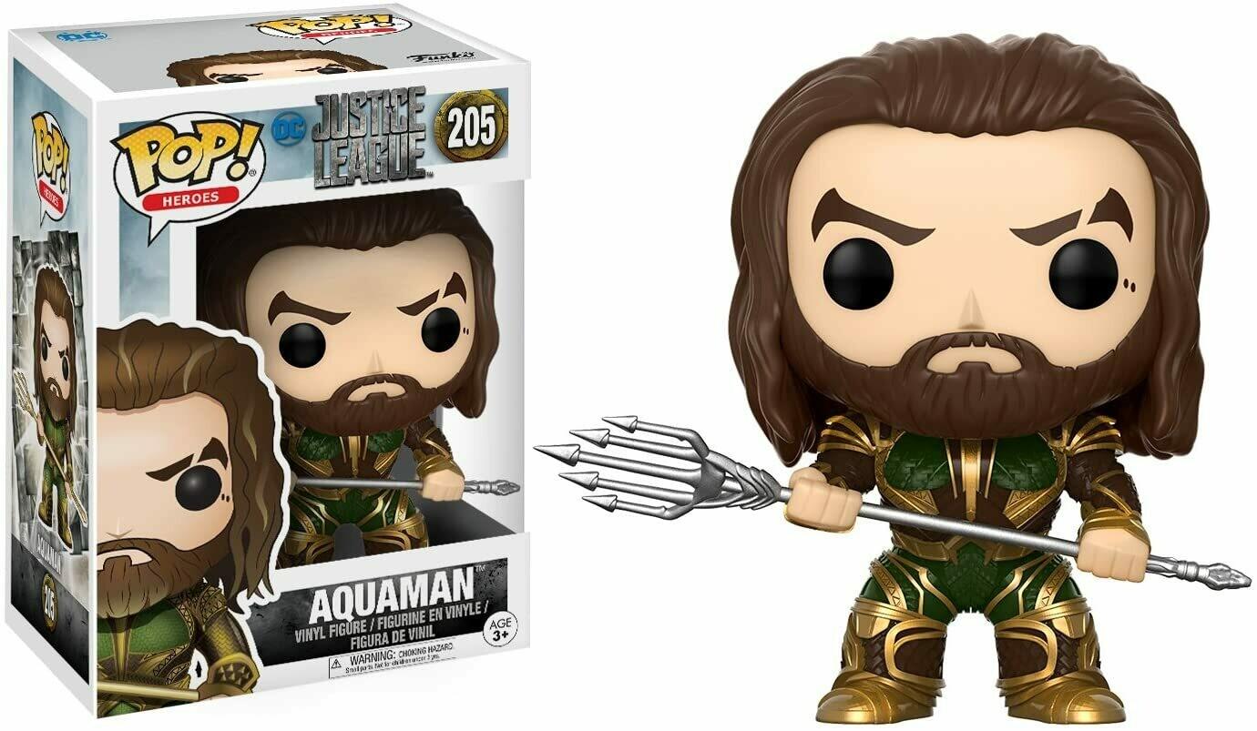 Funko Pop! Aquaman Justice League