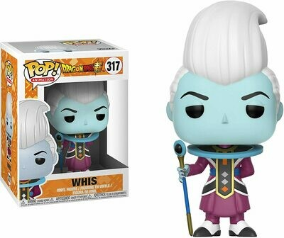 Funko Pop! Whis - Dragon Ball Super