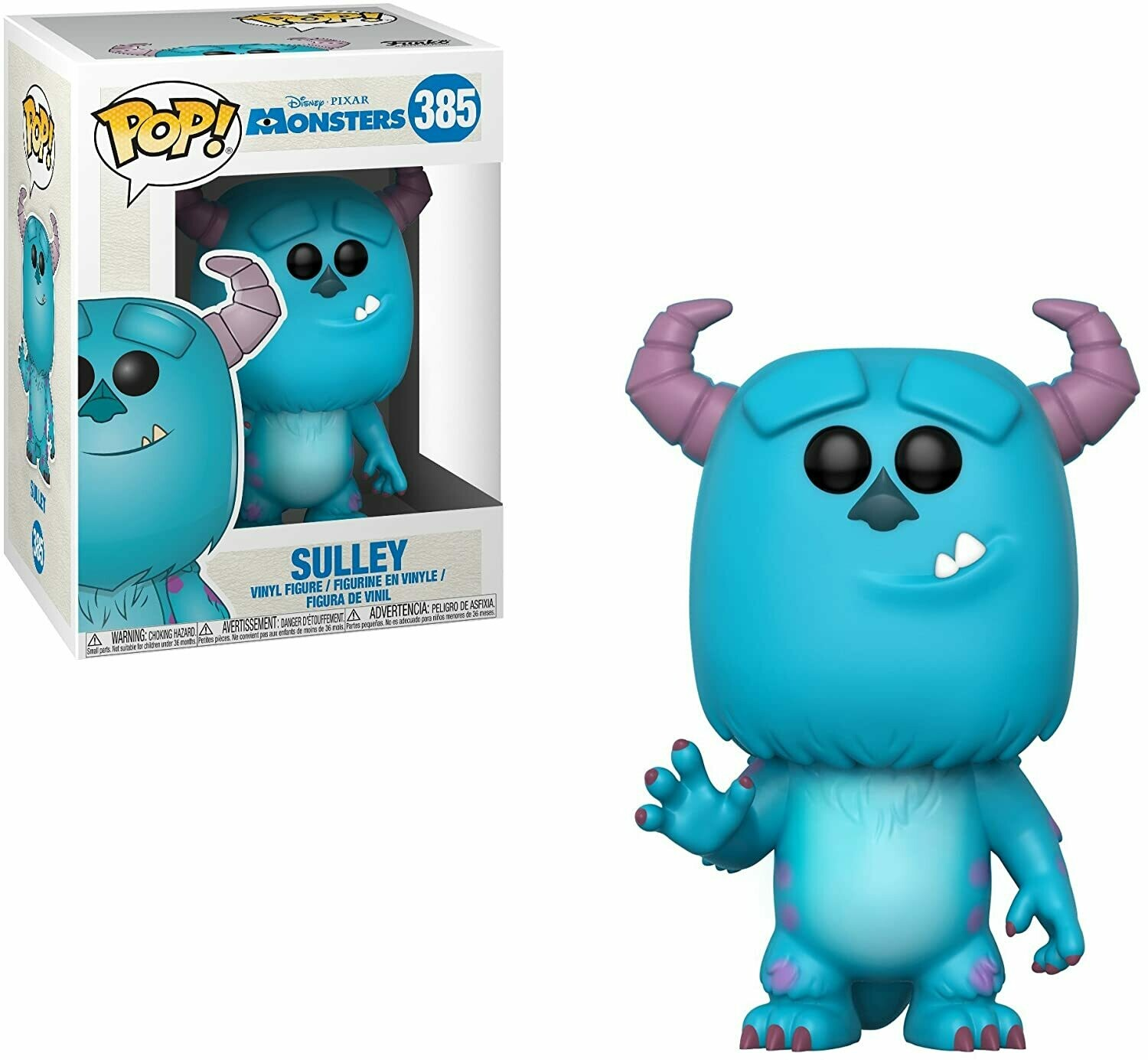 Funko Pop! Sulley - Monsters Inc