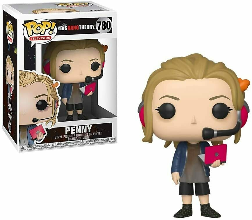 Funko Pop! Penny - The Big Bang Theory