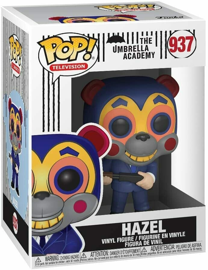 Funko Pop! Hazel - The Umbrella Academy