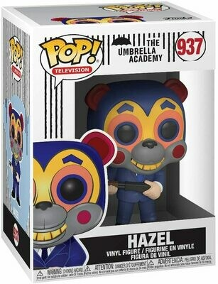 Funko Pop! Hazel - The Umbrella Academy