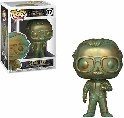 Funko Pop! Stan Lee #07 (Patina)