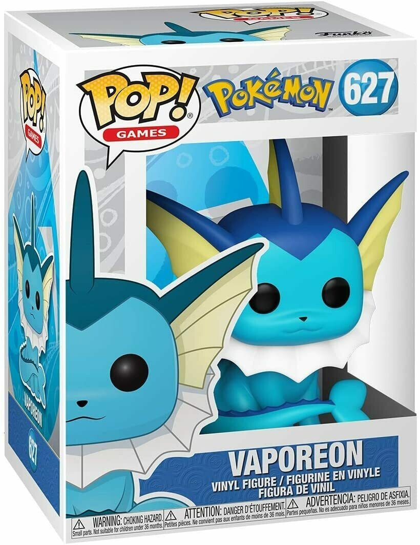 Funko Pop! Pokemon Vaporeon
