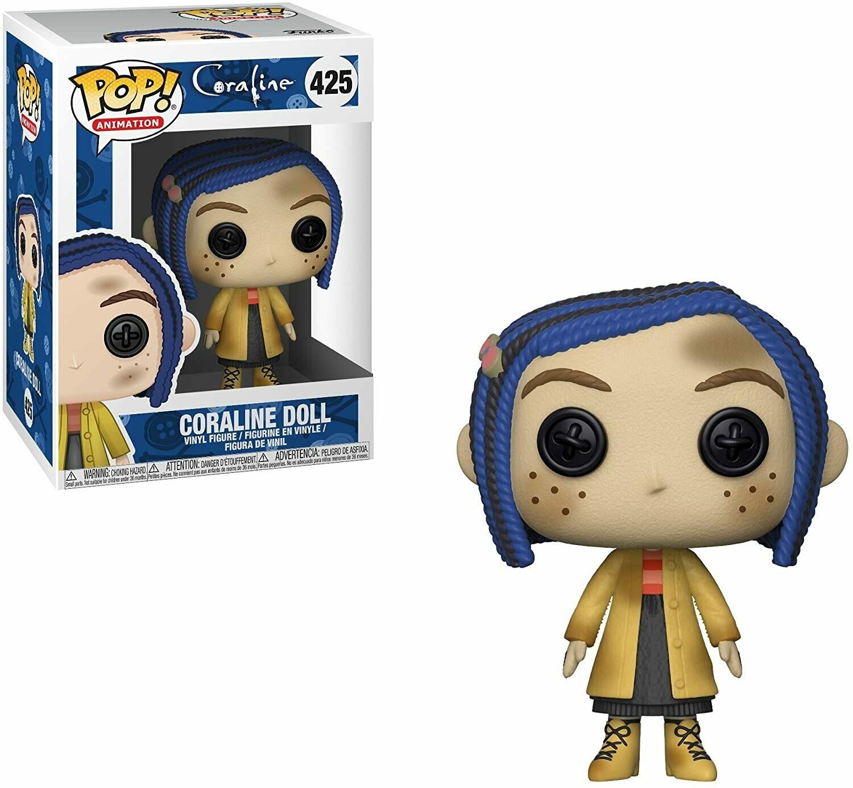 Funko Pop! Coraline Doll Muñeca