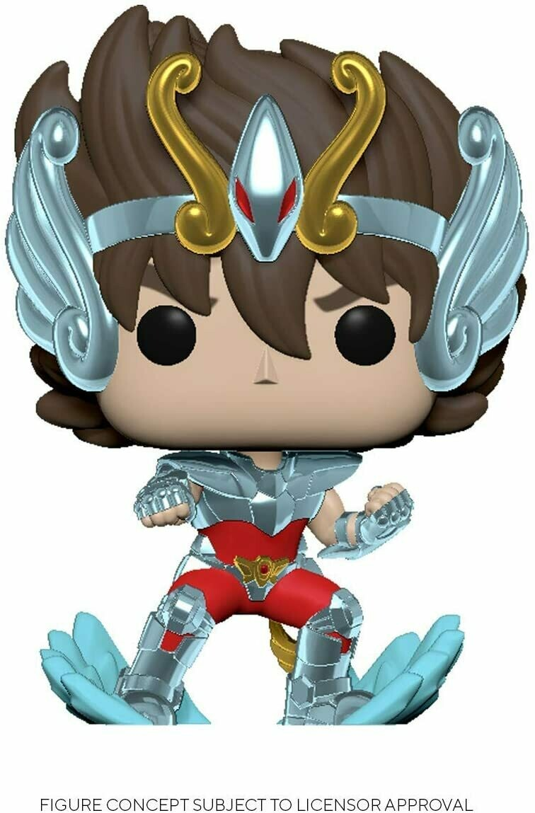 Funko Pop! Pegasus Saint Seiya - Caballeros del Zodiaco