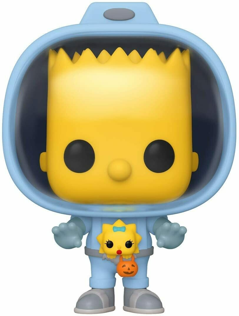 Funko Pop! Spaceman Bart #1026 - Los Simpsons