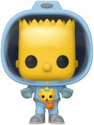 Funko Pop! Spaceman Bart #1026 - Los Simpsons