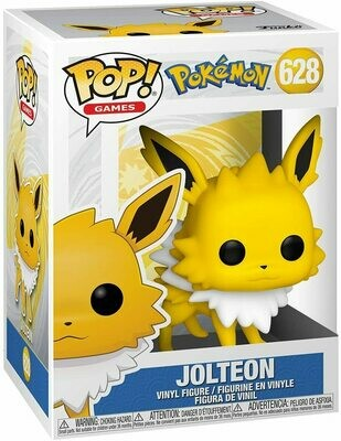 Funko Pop! Pokemon Jolteon