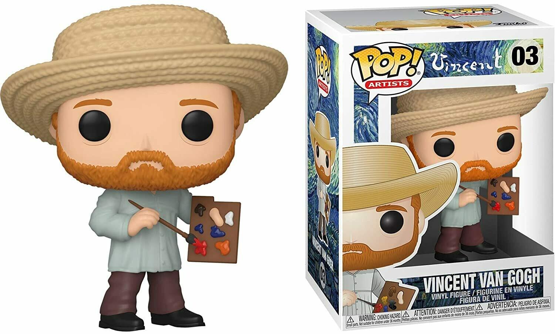 Funko Pop! Vincent Van Gogh