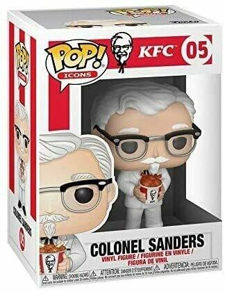 Funko Pop! Coronel Sanders - KFC