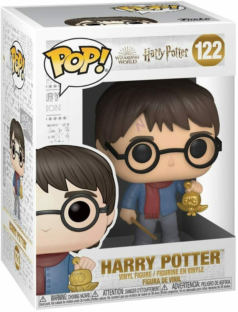 Funko Pop! Harry Potter Holiday #122