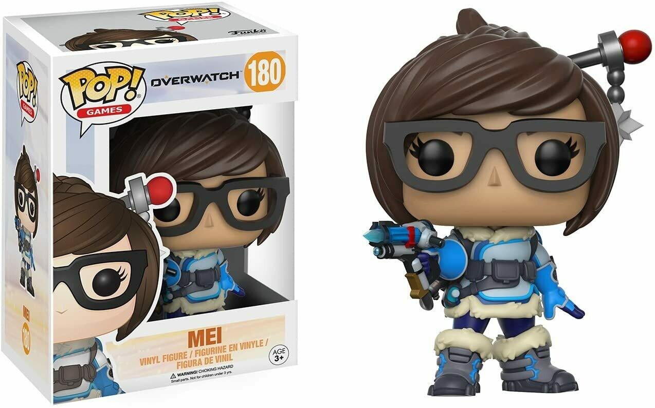 Funko Pop! Mei #180 Overwatch