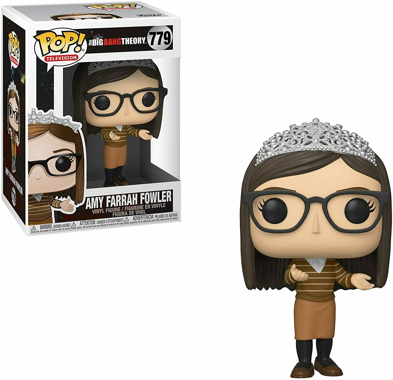 Funko Pop! Amy Farrah Fowler - The Big Bang Theory