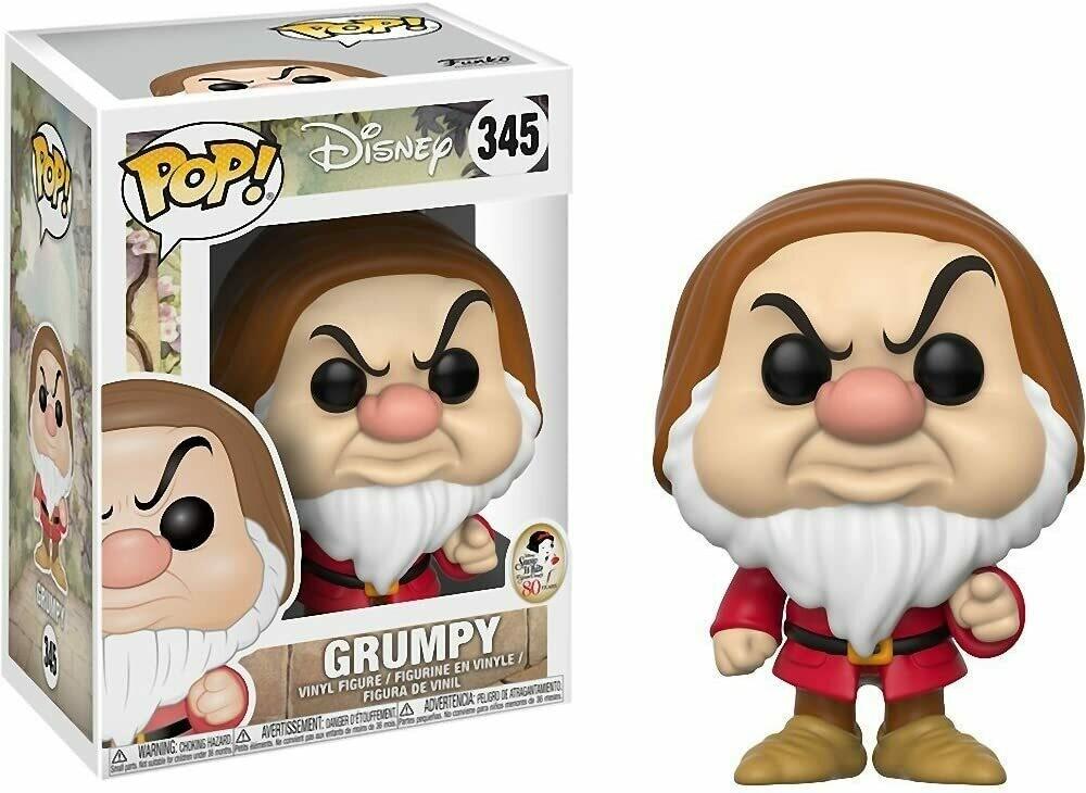 Funko Pop! Gruñon (Grumpy) #345 - Blancanieves