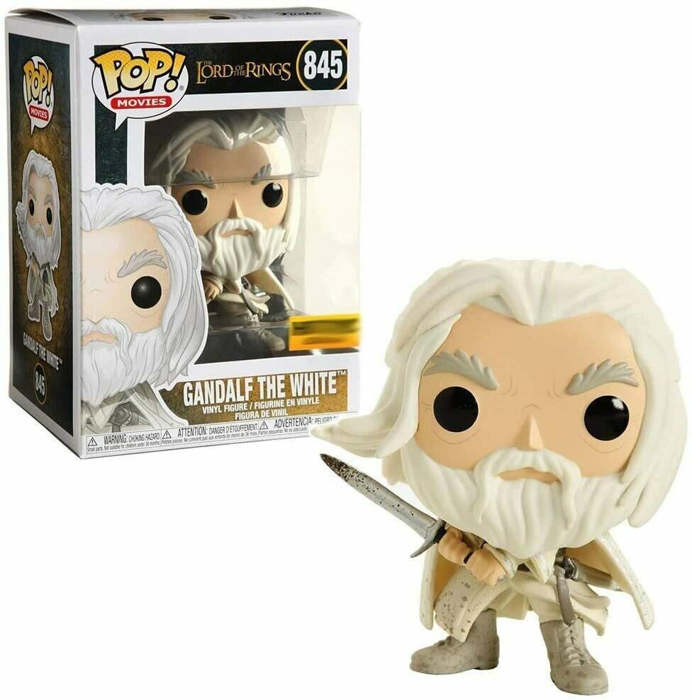 Funko Pop! Gandalf the White - Señor de los Anillos