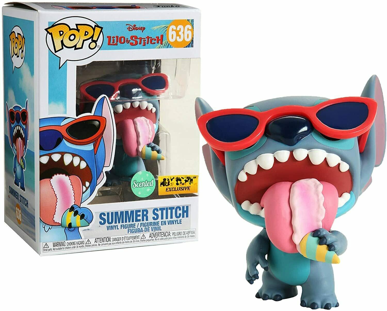 Funko Pop! Summer Stitch