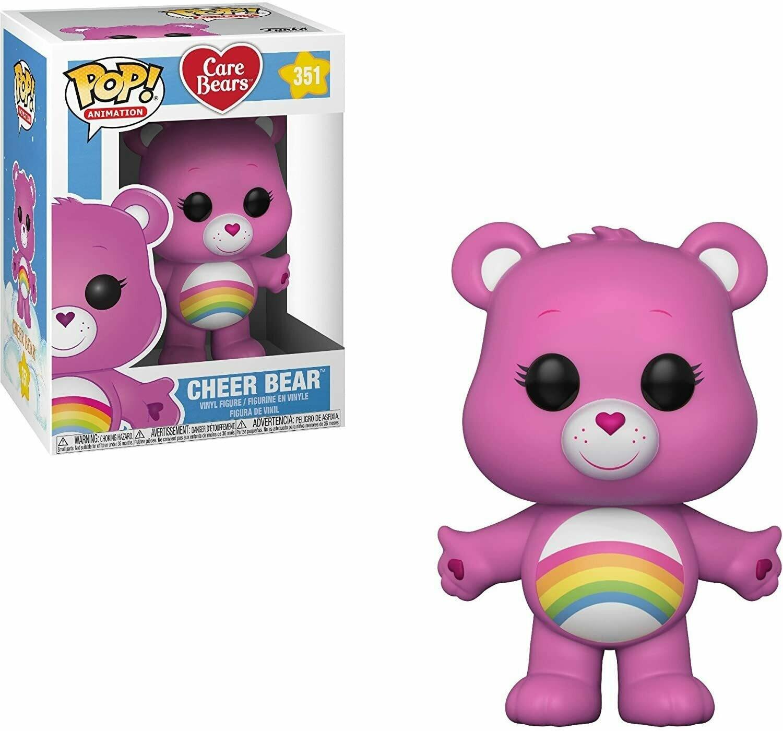 Funko Pop! Cheer Bear - Ositos Cariñositos #351