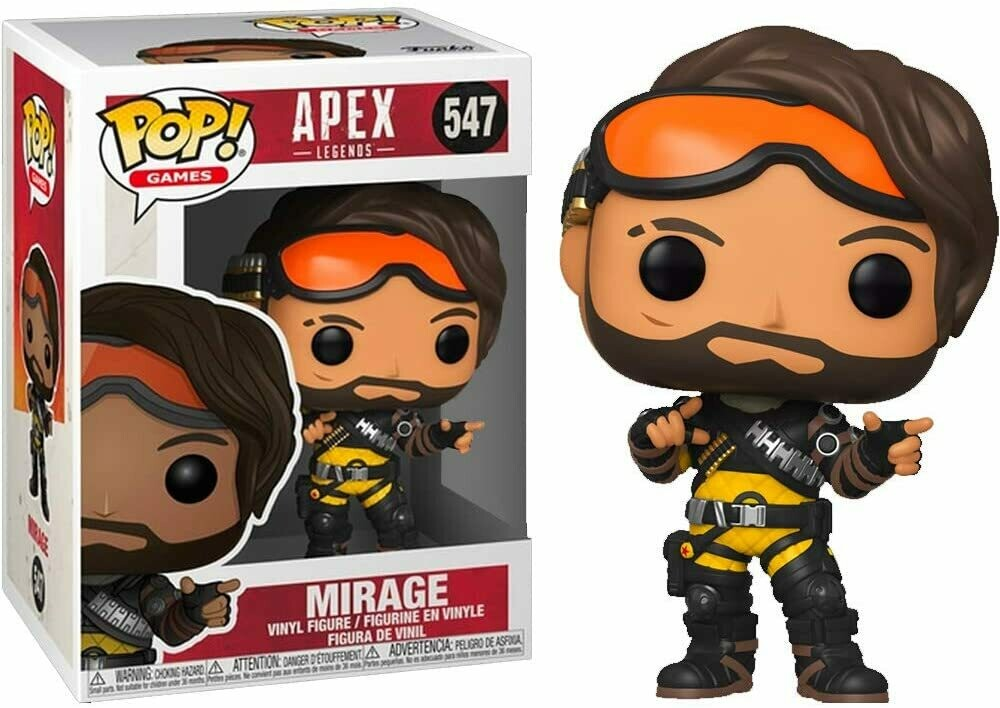Funko Pop! Mirage #547 - Apex Legends