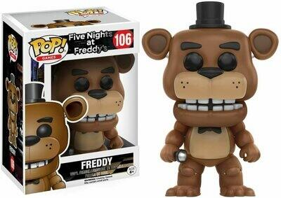 Funko Pop! Freddy #106 Five Nights at Freddy's