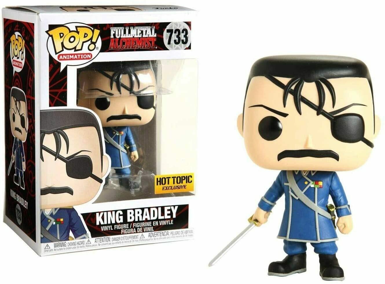 Funko Pop! King Bradley #733 Fullmetal Alchemist