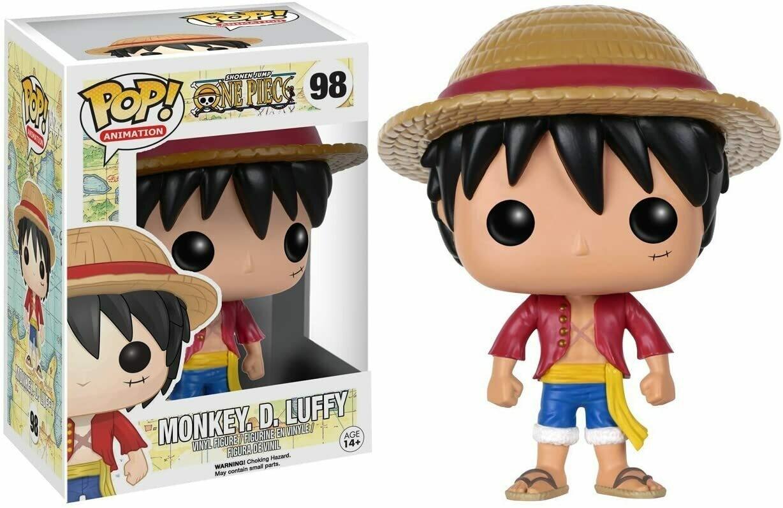 Funko Pop! Monkey D. Luffy - One Piece