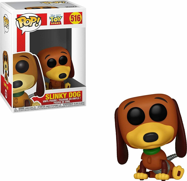 Funko Pop! Slinky Dog #516 - Toy Story