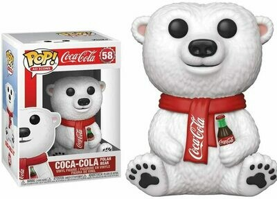 Funko Pop! Coca Cola Oso Polar #58
