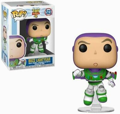 Funko Pop! Disney: Buzz Lightyear #523 - Toy Story 4