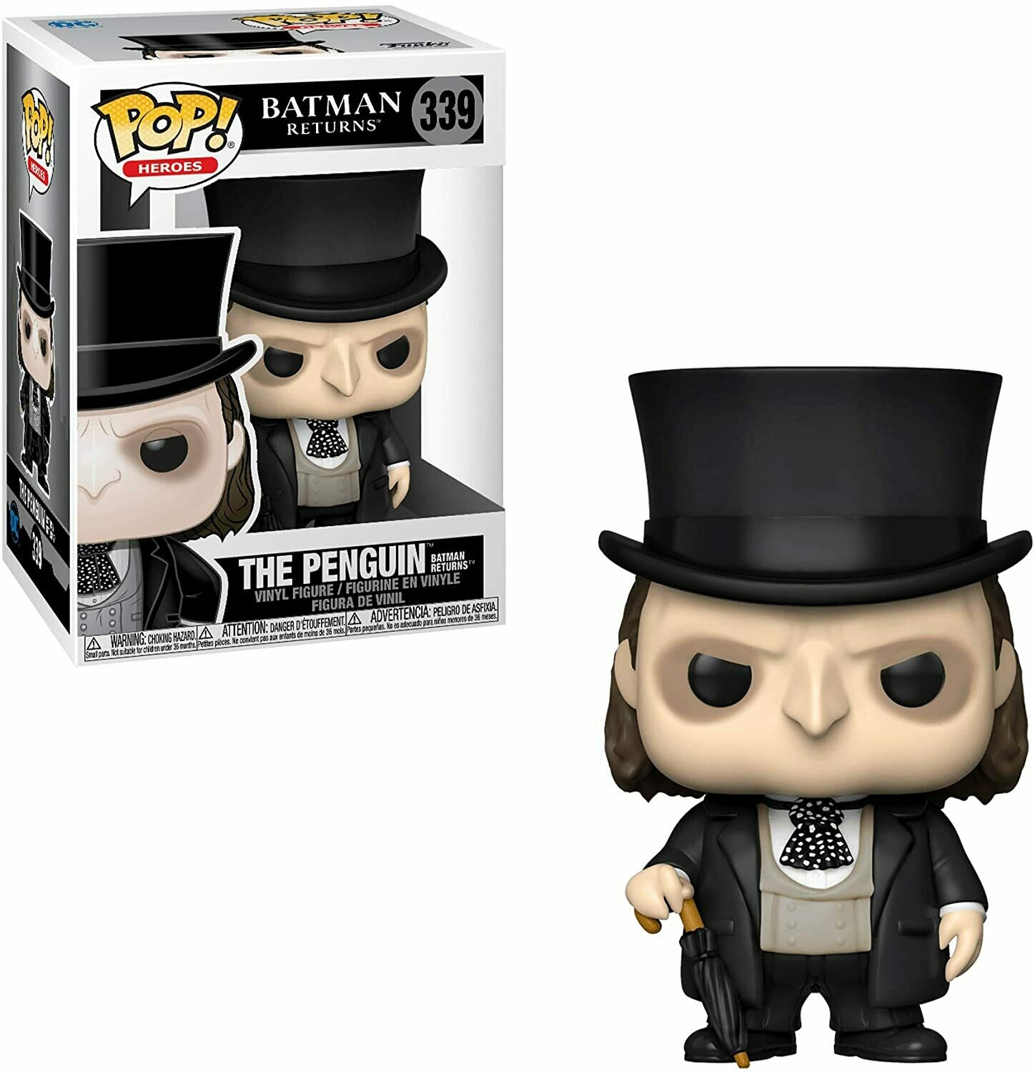 Funko Pop! El Pinguino #339 - Batman Returns