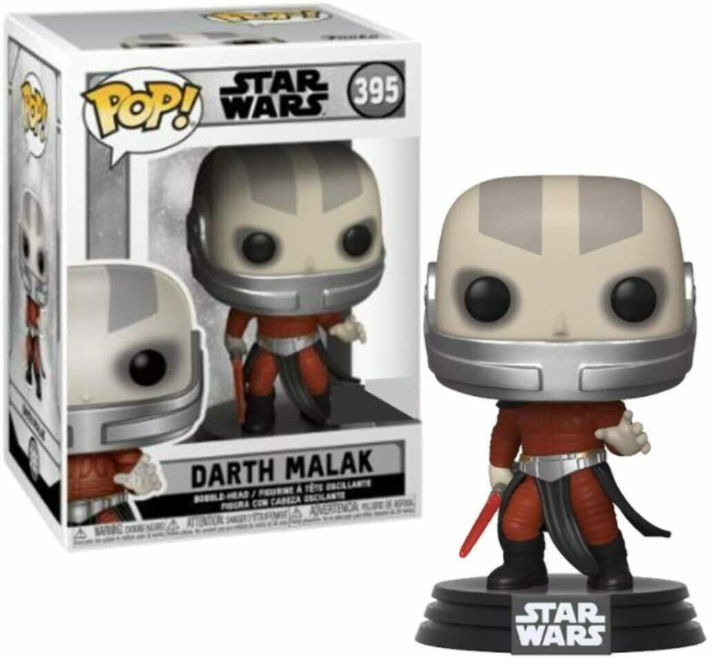 Funko Pop! Darth Malak #395 - Star Wars