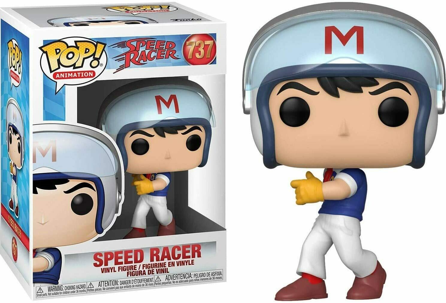 Funko Pop! Meteoro Speed Racer #737