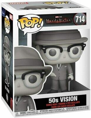Funko Pop! Marvel: 50s Vision WandaVision