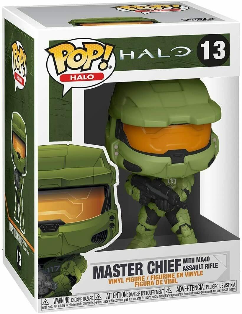Funko Pop! Master Chief #13 - Halo
