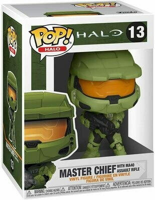 Funko Pop! Master Chief #13 - Halo