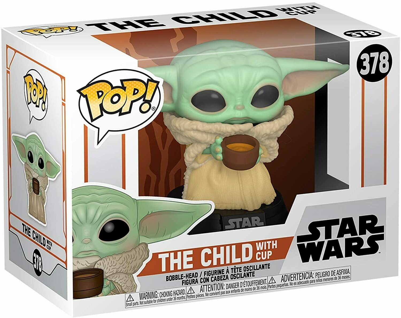 Funko Pop! The Child Baby Yoda #378 -The Mandalorian