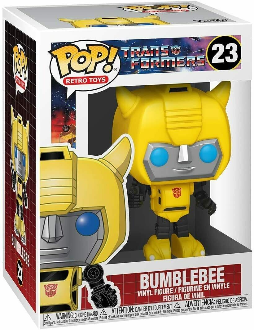 Funko Pop! Bumblebee #23 - Transformers