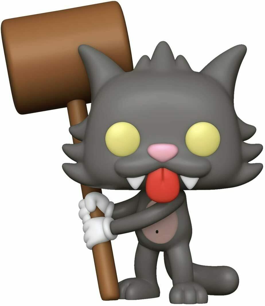 Funko Pop! Scratchy - Los Simpsons