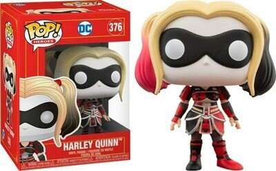 Funko Pop! Harley Quinn #376 - DC Imperial Palace