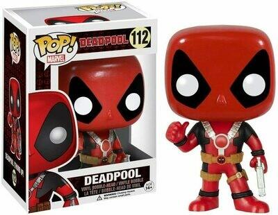 Funko Pop! Marvel: Deadpool #112