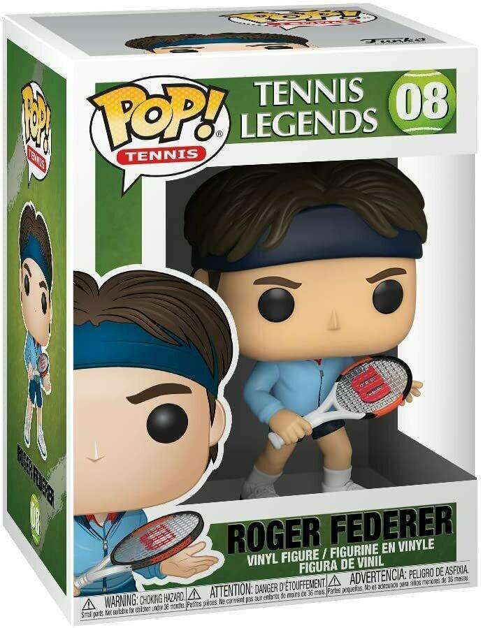 Funko Pop! Roger Federer - Tennis Legends
