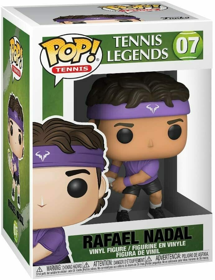 Funko Pop! Rafael Nadal - Tennis Legends