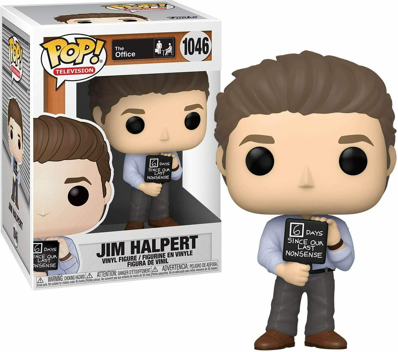 Funko Pop! Jim Halpert #1046 - The Office